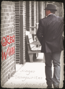 Guest Musician Greg Winn