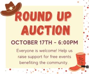 Round Up Auction